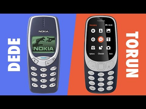 Nokia 3310'da Beğenmediğimiz 5 Şey