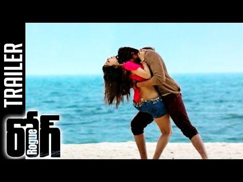 Puri Jagannadh's Rogue Trailer | Ishan | Mannara Chopra | Angela | TFPC