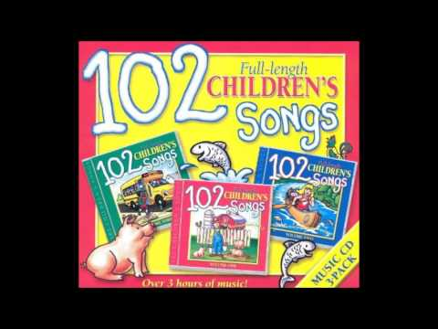 Twin Sisters  102 Childrens Songs Disc One Part 4