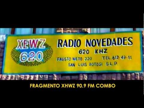 Fragmento de la programación de Radio Novedades 620 AM XEWZ / 90.9 FM XHWZ