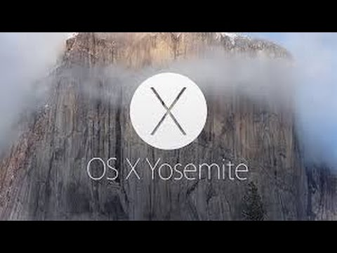 yosemite zone usb
