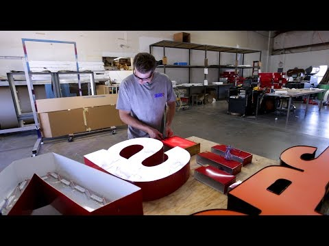Here's How We Make Your Signage - Signs Plus Sign Company