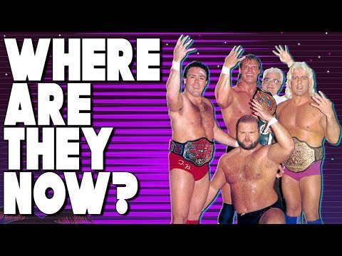 All 16 NWA/WCW Four Horsemen Members: Where Are They Now in 2018