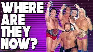 All 16 NWA/WCW Four Horsemen Members: Where Are They Now in 2018 || WWE news and rumors