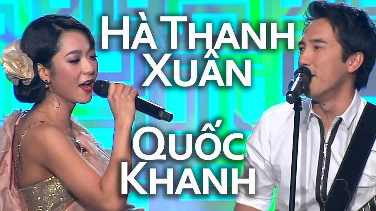 Tình Là Sợi Tơ – Hà Thanh Xuân, Quốc Khanh {Cha Cha Cha – Hà Thanh Xuân Live Show}