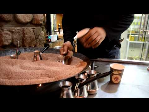 How to make good Turkish coffee | docufeel.com