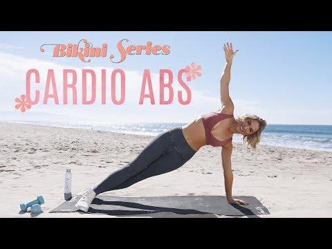 Bikini Series Cardio Abs Workout | Tone It Up!