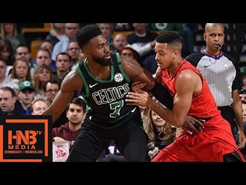 Boston Celtics vs Portland Trail Blazers 1st Half Highlights / Feb 4 / 2017-18 NBA Season