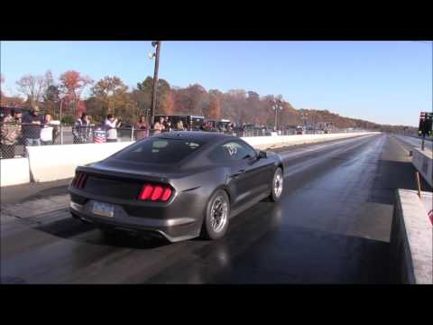 EcoBoost World Record - Fastest and Quickest Stock Turbo EcoBoost by Lund Racing 11.03 @ 121