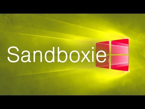 Sandboxie ⌛️