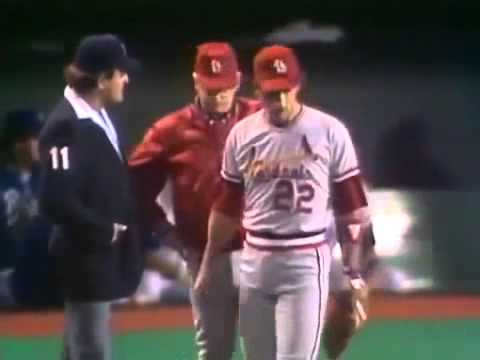 Was Game 6 Of The 1985 World Series Rigged???