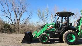 For Sale 2011 JCB 3CX14-4-T 4WD Backhoe Wheel Loader Tractor 14' 4x4 bidadoo.com