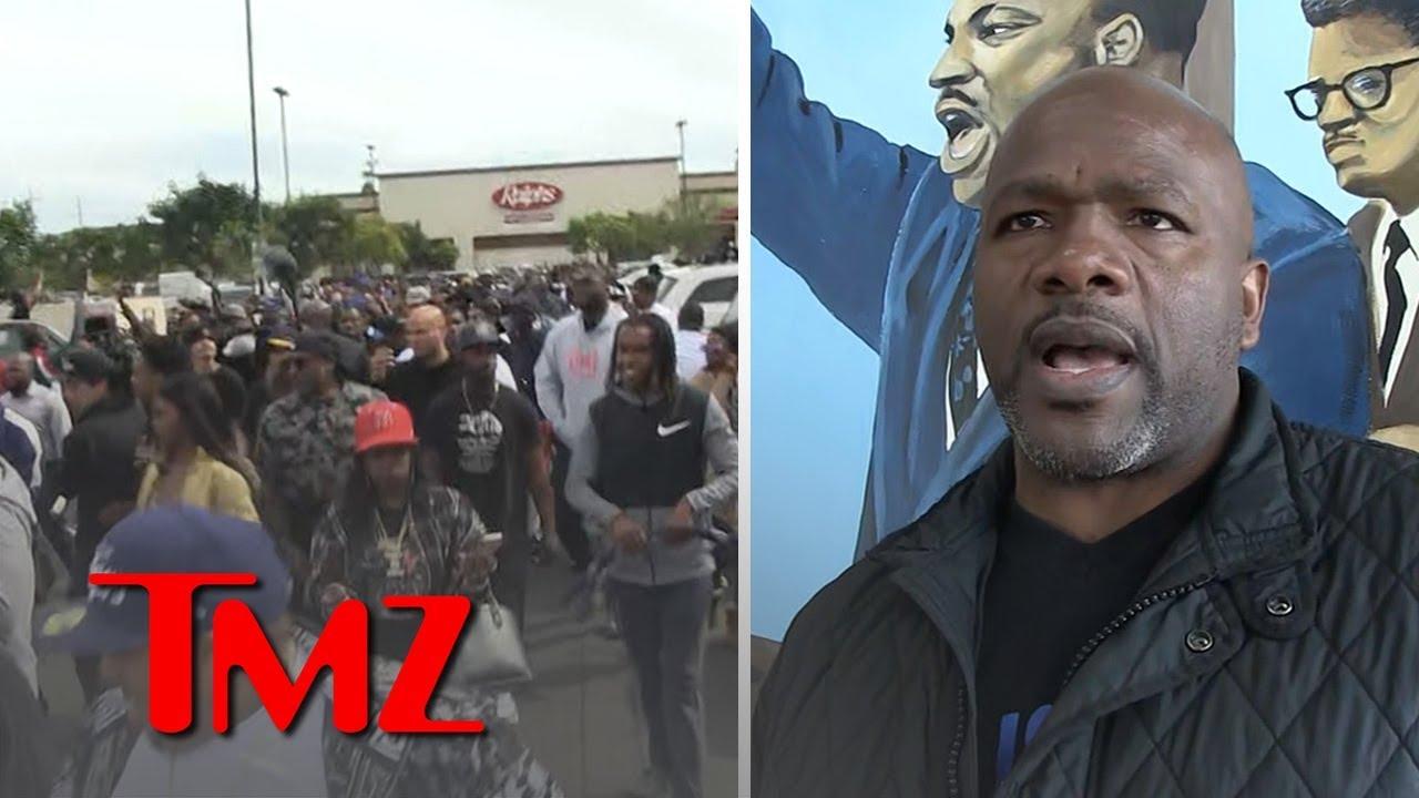 LA Gangs Form A Peace Treaty In Honor Of Nipsey Hussle