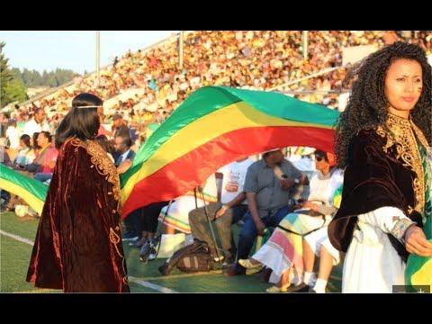 Ethiopian Cultural Festival 2017 in Seattle