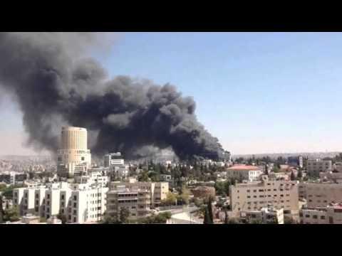 Suudi Arabistan'da hastane yangını