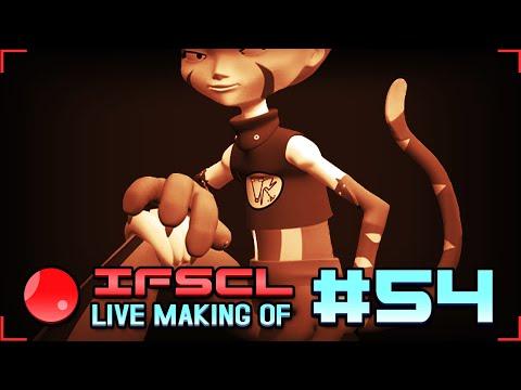 IFSCL - Live Making Of : 54 - Odd Lyoko + Jeremy Pyjamas
