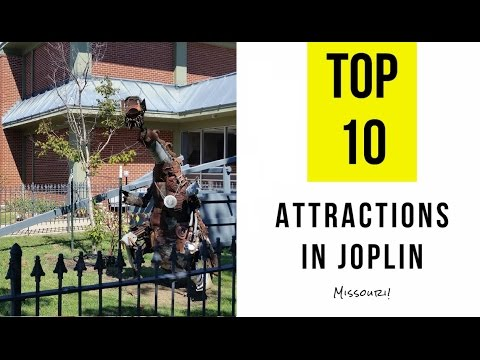 Top 8. Best Tourist Attractions in Joplin - Missouri