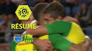 ESTAC Troyes - FC Nantes (0-1)  - Résumé - (ESTAC - FCN) / 2017-18