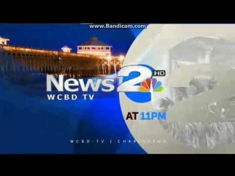WCBD: News 2 At 11pm Open--08/27/16