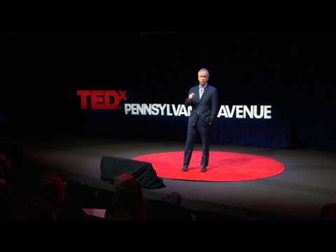Compassion & data are transforming my city | Greg Fischer | TEDxPennsylvaniaAvenue