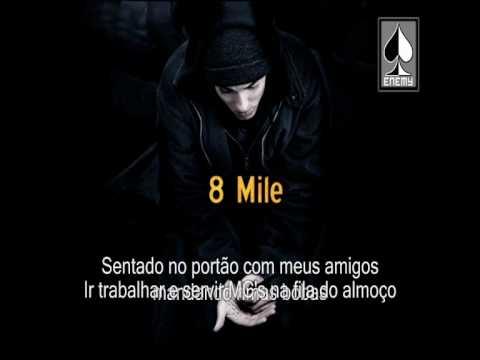 8 Mile road   EMINEM Legenda PTbr