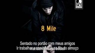 8 Mile road  - EMINEM Legenda PT/br