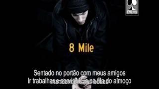 8 Mile road  - EMINEM Legenda PT/br