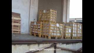 Granite Container Loading