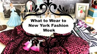 What to Wear to New York Fashion Week with Laura Lily Thumbnail