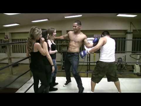 Vinh Buu Webisode Boxing