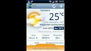 Pogoda TVN Meteo Android - PolskiProgram.pl