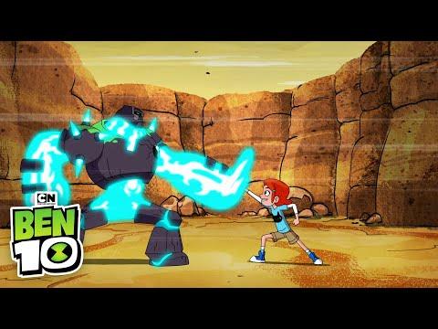 Ben 10 | Meet Ben's NEW Alien SHOCKROCK! | Cartoon Network thumbnail