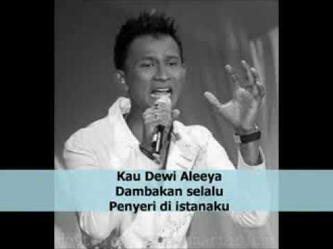 Black   Dewi Aleeya With Lyrics HD HQ]