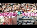 GUADALAJARA to GUANAJUATO TRAVEL Day | My FIRST LUXURY BUS in MEXICO! | TRAVEL MENTAL HEALTH