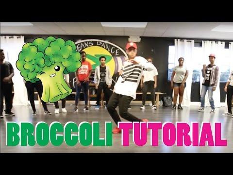 Dance Tutorial   Broccoli by D.R.A.M   @justmaiko #broccoli #dram