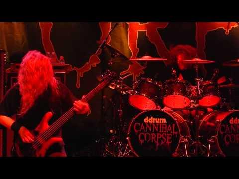 Cannibal Corpse - Dormant Bodies Bursting (Live 7-15-2014)