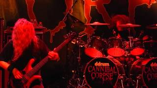 Cannibal Corpse - Dormant Bodies Bursting (Live 7-15-2014)