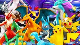 SWITCH DEMO!! Pokken Tournament DX Demo Confirmed and Soon!
