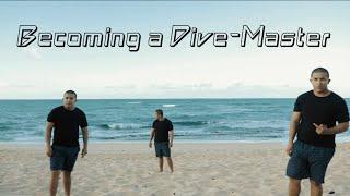 Becoming a Dive Master | Hernan Zepeda