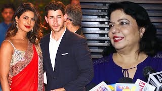 Madhu Chopra Unexpected Reaction On Daughter Priyanka Chopra Getting Married To Nick Jonas