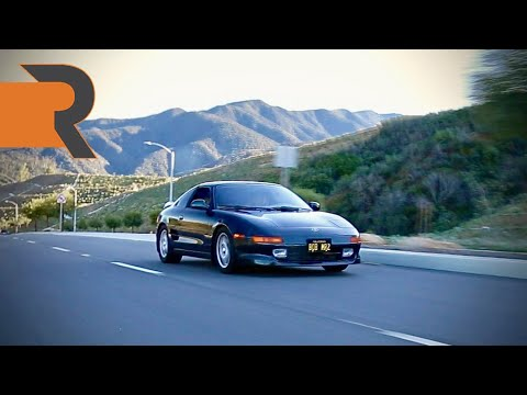 This Untouched 1995 Toyota MR2 Turbo (USDM) Is A Japanese Time Machine!
