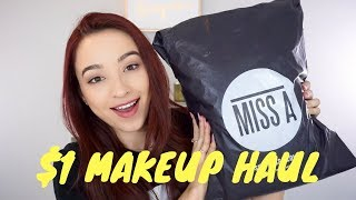 SHOP MISS A HAUL EVERYTHING $1!!
