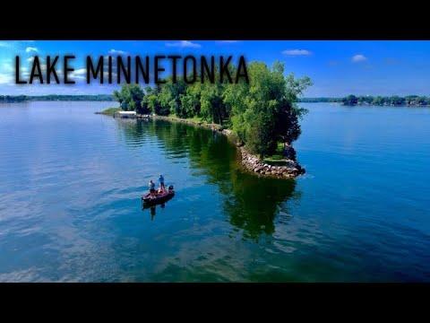 Lake Minnetonka Pre Fishing 2019