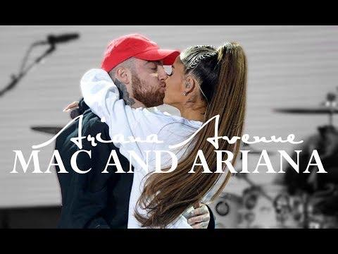 Ariana Grande & Mac Miller | Cutest Moments