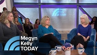3 Women Who Endured Domestic Abuse Tell Megyn Kelly Their Stories | Megyn Kelly TODAY
