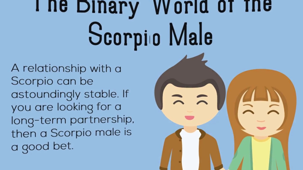 Attracting a scorpio man