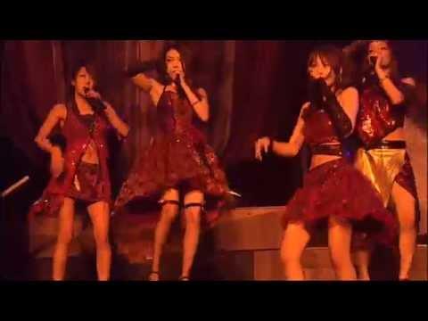 Maki Goto, Ayaka, Mai Satoda & Atsuko Inaba - Glass no Pumps ~ Gatamekira