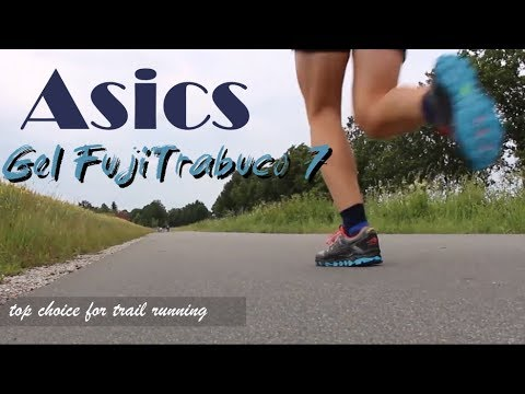 discover latest trends largest selection of 2019 no sale tax Asics Gel FujiTrabuco 7 test & review - Hardcore trail running shoe