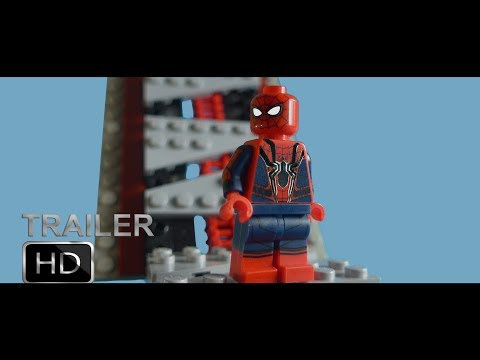 AVENGERS: Infinity War SDCC Trailer (2017) In LEGO® Stop Motion