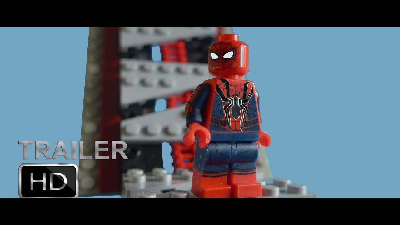 AVENGERS: Infinity War SDCC Trailer (2017) In LEGO® Stop ...